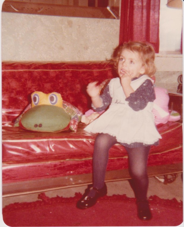 I was pretty darn cute, though, you have to admit...