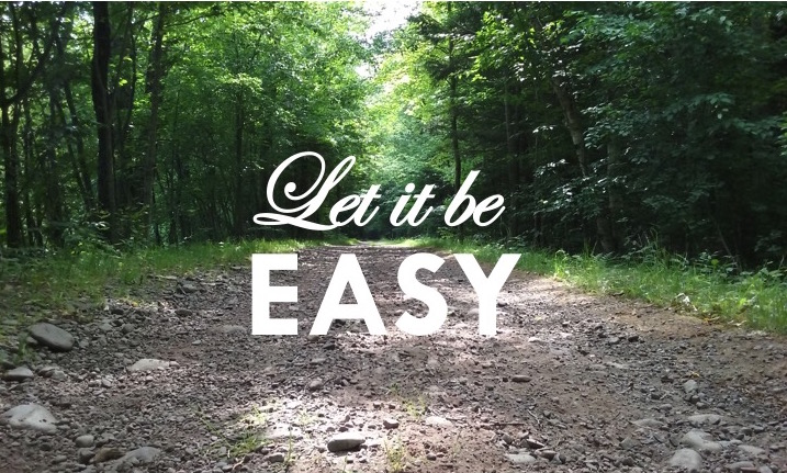 Let it be easy_1
